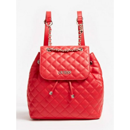 ILLY QUILTED BACKPACK